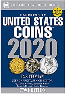 The Official Blue Book: Handbook of United States Coins 2020 77th Edition