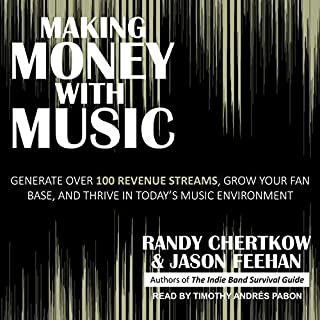 Making Money with Music audiobook cover art