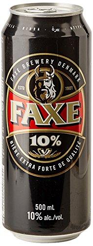 Faxe 10% - 8 pezzi da 500 ml [4000 ml]