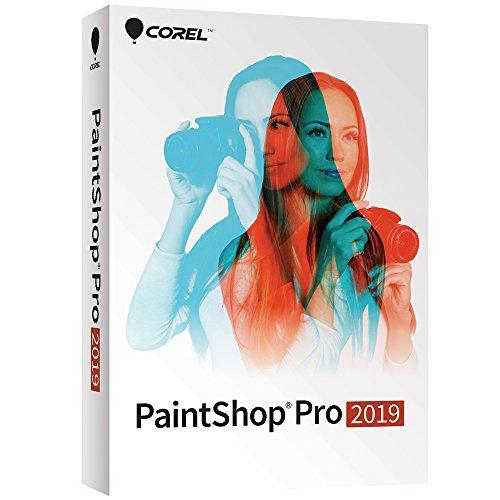Corel Paintshop Pro 2019 - Photo Editing and Graphic Design Suite [PC Disc] (Best Drawing App For Wacom)