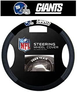 Fremont Die NFL Massage Grip Steering Wheel Cover