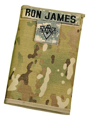 Raine Heavy Duty Leader Book Cover, Multicolor Cam