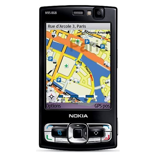 ROTATEME NOKIA N95 8GB GRATUIT
