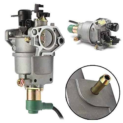 QIUXIANG Carburador de carbohidratos en Forma for Honda: GX240 GX270 8HP 9HP GX340 GX390 11HP 13HP generador!