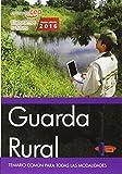Guarda Rural. Temario común para todas las modalidades