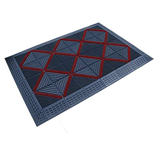 LIMING-tapijt ingangsmatten van rubber high-performance rooster deurmat, rubber