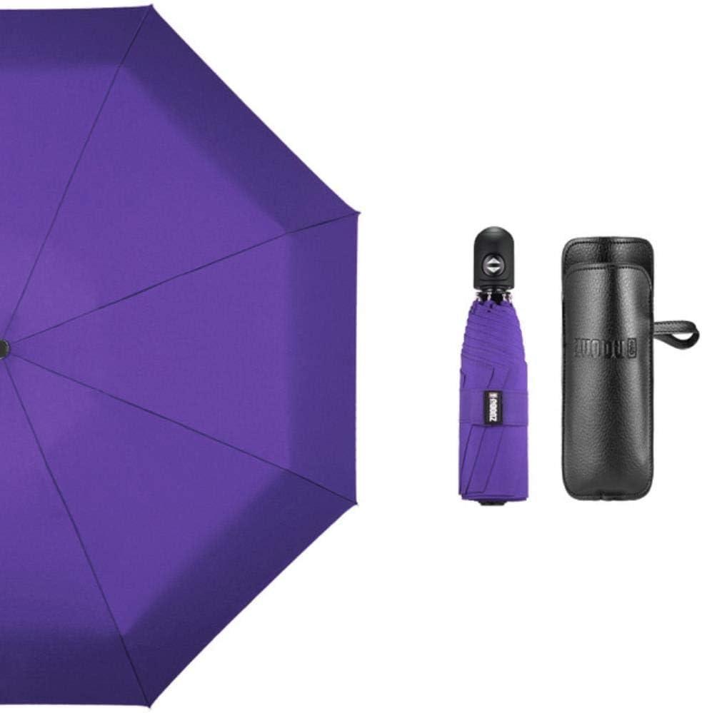 KOIUJ Luxury Full Automatic Folding Phoenix Mall Umbrella Pocket Comp Now on sale Women's