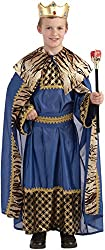 Biblical Times King of The Kingdom Costume