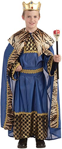 Forum Novelties Biblical Times King of The Kingdom Costume, Child Medium