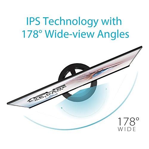 ASUS VZ229HE 21.5 Monitor, FHD, 1920 x 1080, IPS, Design Ultra-Slim, Flicker Free, Filtro Luce Blu, Certificazione TUV