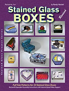 Patterns for Stained Glass Boxes