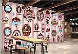 Tapete Wandbild 3D Fototapete Eis Vliestapete Wandtapete Foto für Modernes Design der Fernseh Hintergrund Wand Deko, 300cm x 210cm (Breite x Höhe)