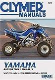 Yamaha Raptor 700R 2006-2016 (Clymer Motorcycle)