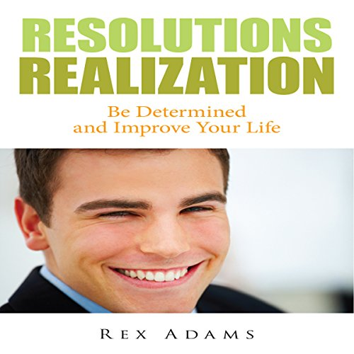 Resolutions Realization audiobook cover art