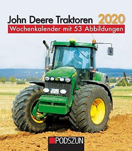 John Deere Traktoren 2020
