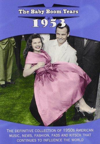 Baby Boom Years: 1953 [DVD] [Region 1] [NTSC] [US Import]