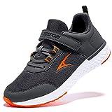 WETIKE Boys Athletic Shoes Grey