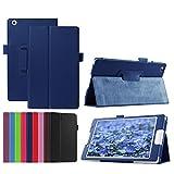 Funluna Lenovo Tab3 8 / Tab 2 A8-50 Funda Carcasa Ultra Delgado y Ligero con Cubierta de Soporte para Lenovo Tab 3 8 (TB3-850F / TB3-850M) / Tab 2 A8-50 8,0 Pulgadas Tablet