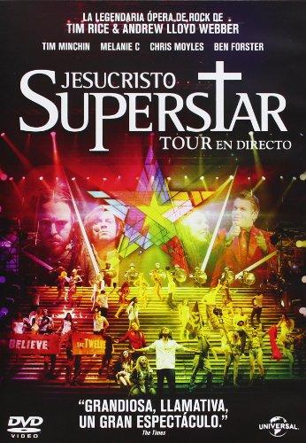 Jesucristo Superstar (2012) [DVD]
