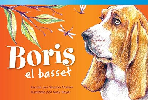 Boris el basset (Boris the Basset) (Spanish Version) (Fiction Readers) (Spanish Edition)
