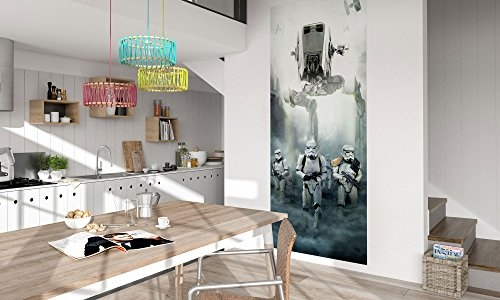 Komar - Star Wars - Vlies fotobehang IMPERIAL FORCES - 100 x 250 cm - behang, muurdecoratie, rebellen - 001-DVD1