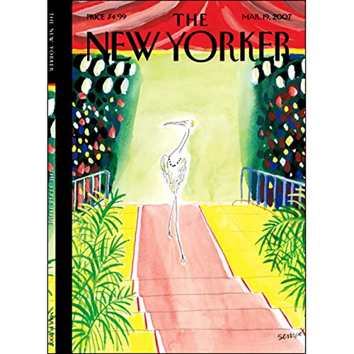 Couverture de The New Yorker (Mar. 19, 2007)