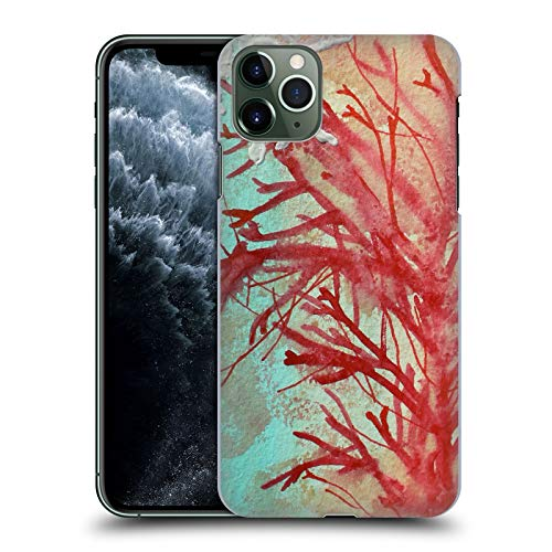 Head Case Designs Officiel Mai Autumn Homard De Rock Feuillage Coque Dure pour l'arrière Compatible avec Apple iPhone 11 Pro Max