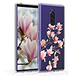 kwmobile TPU Silicone Case Compatible with Sony Xperia 1 -