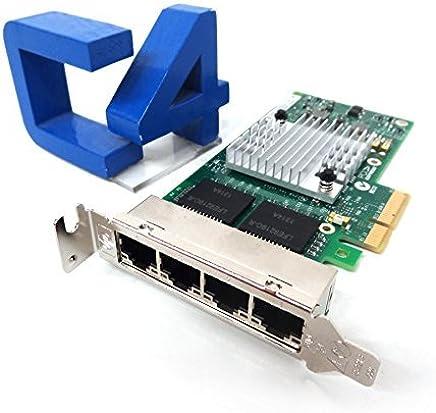 HPQ NC365T 4PT ETH SVR アダプター (認定リファービッシュ品)