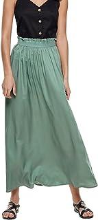 تنورة اونليفيندج لايف لونج منسوجة للنساء من اونلي