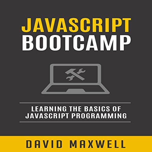 JavaScript Bootcamp audiobook cover art