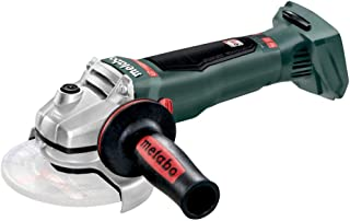 metabo WB 18 LTX BL 125 Quick (613077850) Cordless Angle Grinders