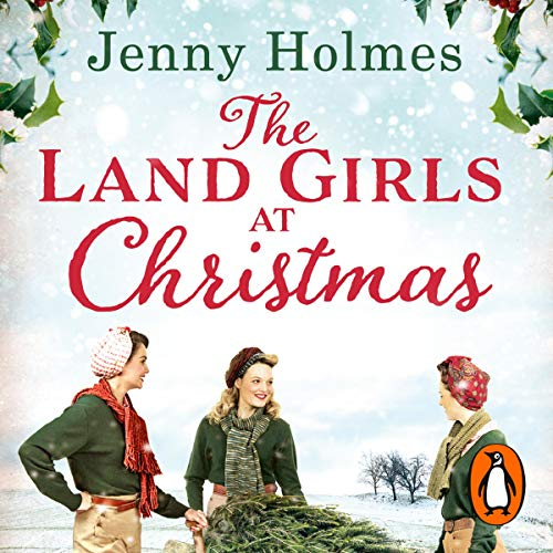 The Land Girls at Christmas cover art