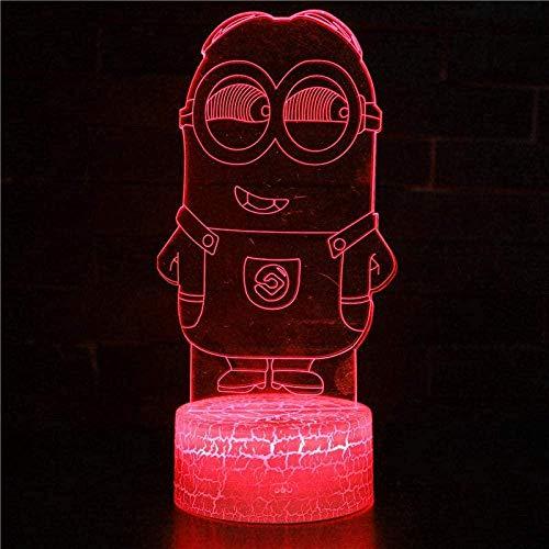 minion nachtlamp kruidvat