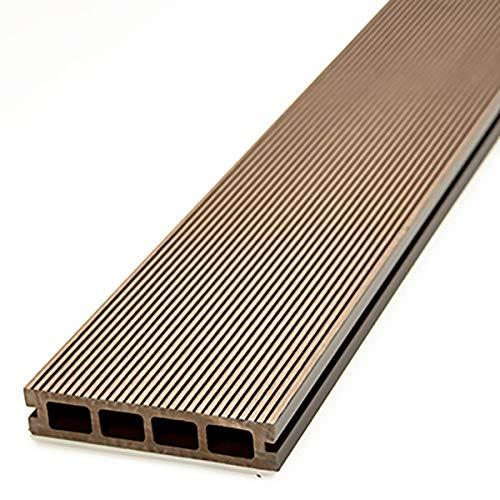 川島材木店 人工木デッキ材 2000(2m)x146x30mm 200x14.6x3cm