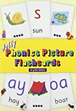 Jolly Phonics Picture Flashcards (in Print Letters) by Lloyd, Sue, Wernham, Sara (November 30, 2014) Paperback