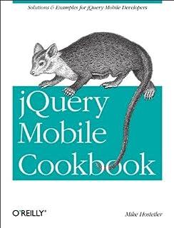 JQuery Mobile Cookbook