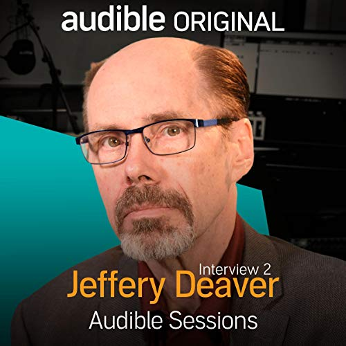 Jeffery Deaver - June 2018 audiobook cover art
