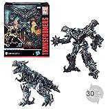 Transformers Studio Series - Robot Leader Grimlock Dinosaurio 25 cm, Juguete transformable 2 en 1