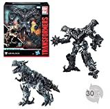 Transformers Studio Series-Robot leader Grimlock dinosaure 25cm-Jouet transformable 2 en 1, E0773, Multicolore