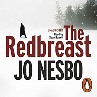 The Redbreast: A Harry Hole Thriller, Book 3 Titelbild