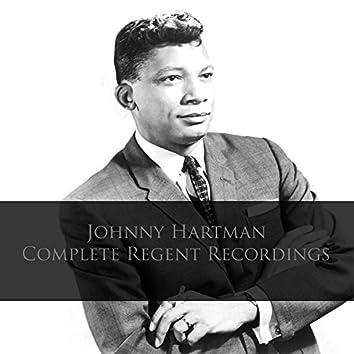 Johnny Hartman: Complete Regent Recordings