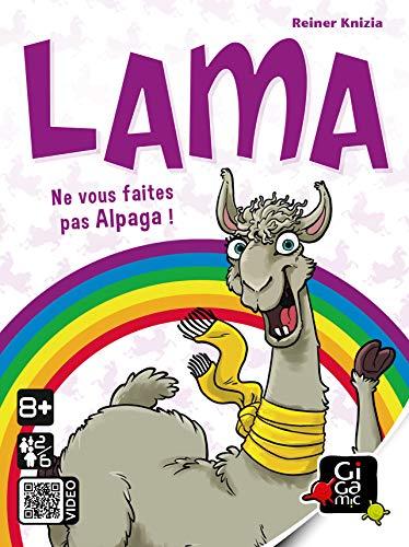 Gigamic- Lama, AMLAMA , color/modelo surtido