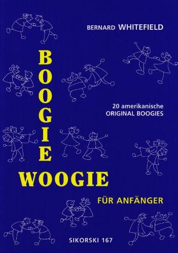 Boogie Woogie Fuer Anfaenger. Klavier