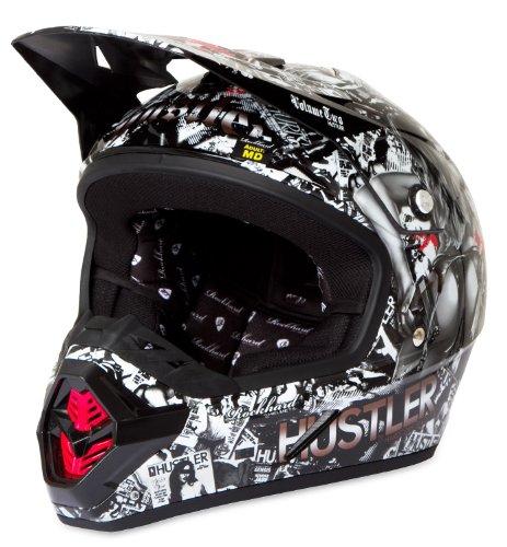 O'Neal ROCKHARD II MX Helm Hustler...