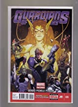MARVEL GUARDIANS OF THE GALAXY #5 1ST PRINT DIRECT EDITION TOMORROWS AVENGERS