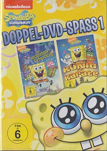 SpongeBob Schwammkopf - Der sechzehnte Geburtstag / Der König des Karate (2-DVD-Set)