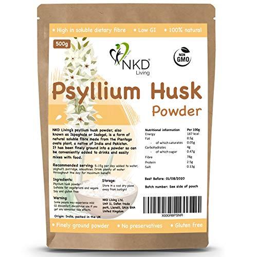 Psyllium husk powder (500g