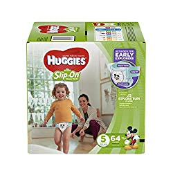 Best Pull Up Diapers - Huggies Little Movers Slip-On Diaper