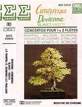 Devienne, Cimarosa, Blavet and Viotti: Concertos for 1 and 2 Flutes